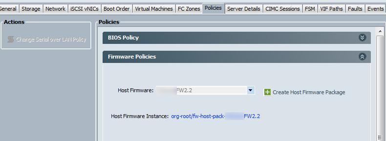 cisco ucs firmware upgrade activate host firmware