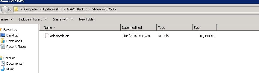 vCenter Server P2V Step 13