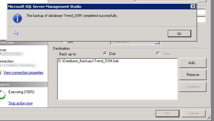 vCenter Server P2V Step 8