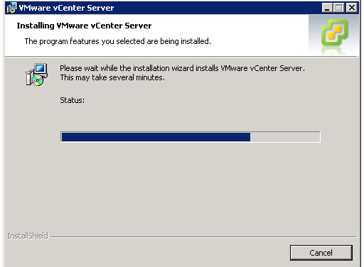 vCenter Upgrade Break Linked Mode Step 5 part 2