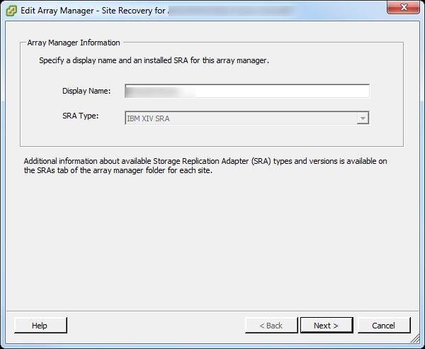 SRM SRA details