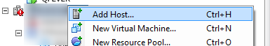 Add host