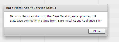 UCSD Bare Metal Upgrade BMA Status