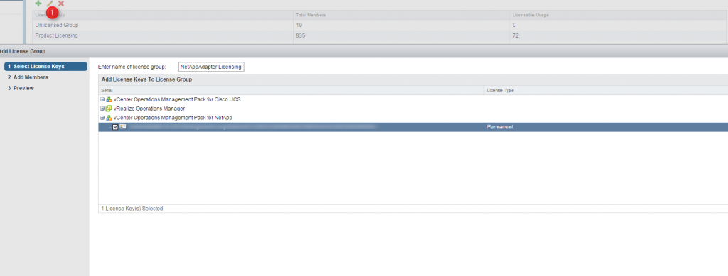 Blue Medora Netapp Management Pack Install Step 12