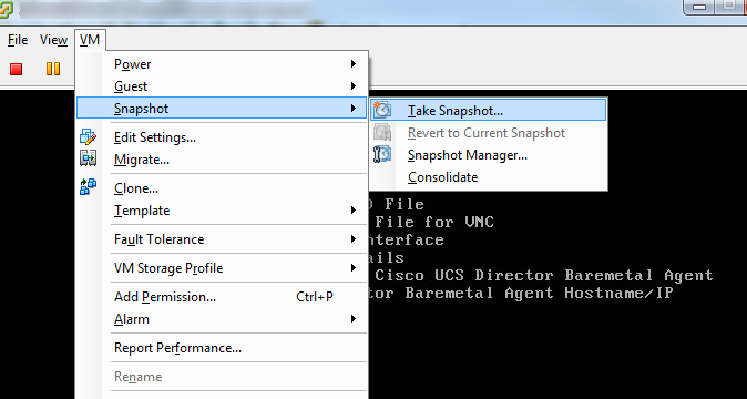 UCSD BareMetal Agent Upgrade Snapshot