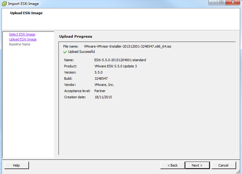 esxi-update-manager-import-esxi-image-step4