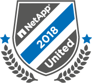 NetApp United Digital Badge transparent