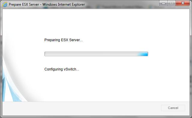 prepare esxi3