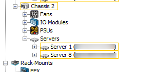 ucs blade server alerts