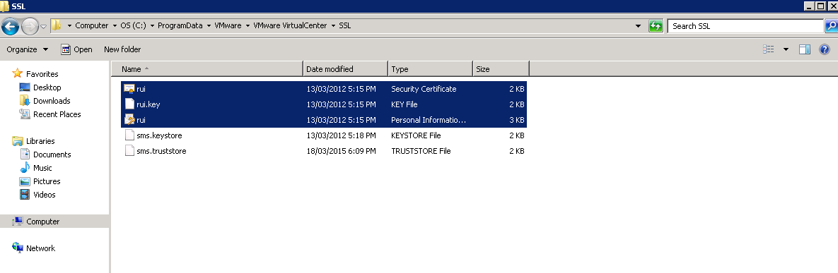 vCenter Server P2V Step 10