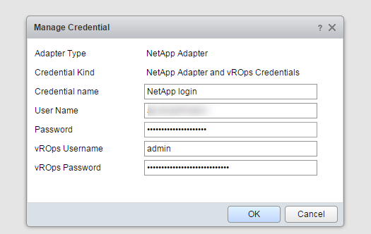 Blue Medora Netapp Management Pack Install Step 7