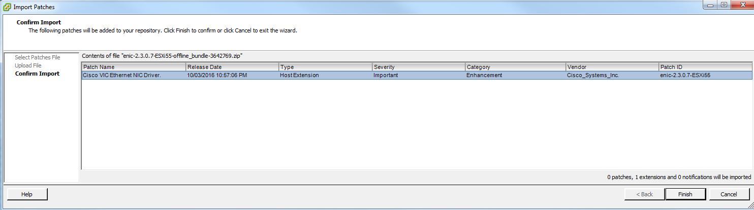 esxi-update-enic-55-update3b-import1