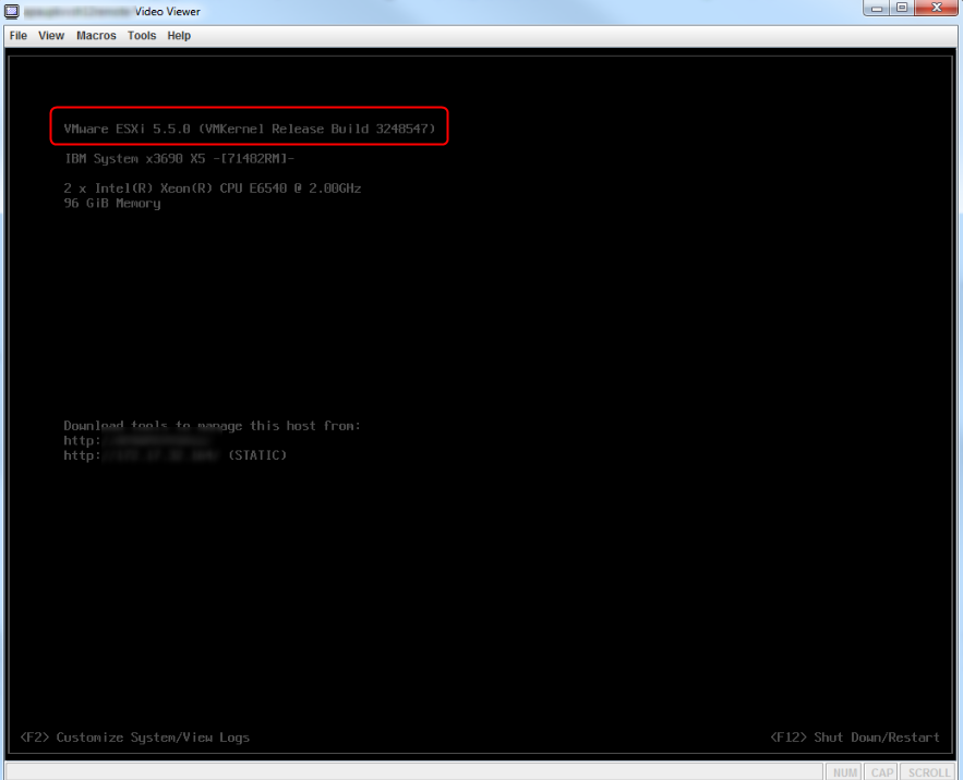 How To: Upgrade to ESXi 5 5 Update 3b on Cisco UCS | vNotions