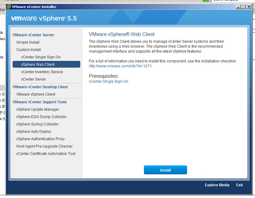 vmware upgrade step 8