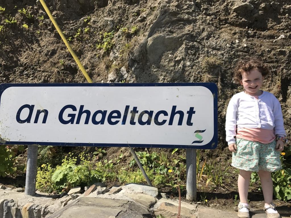 An gaeltheact
