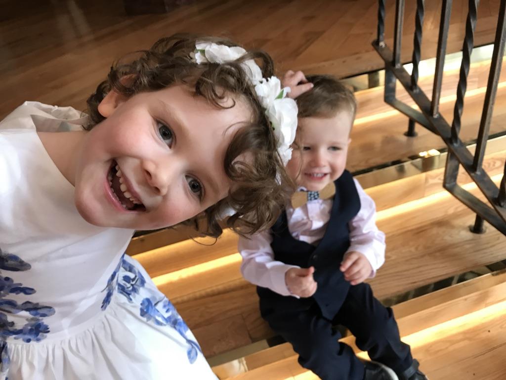 Meabh and Oisin wedding